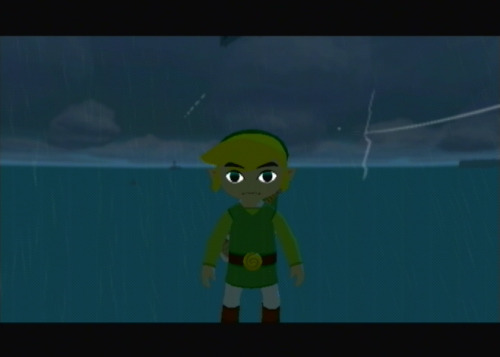 cosmowright:  The Legend of Zelda: The Wind Waker - The Ocean Floor