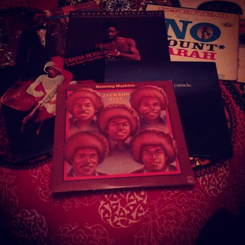 Records From My Godmother Dezzie :: That Woman Is The Light Of My Life #FromHerEyes #Flow #Love #MusicVibes