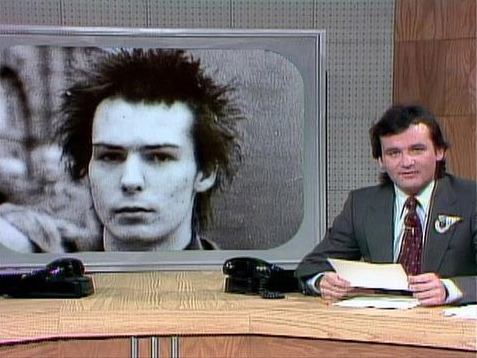 "suicidewatch:  ""Punk-rock star, Sid Vicious, was arraigned yesterday in the night killing of his girlfriend. Vicious' lawyer said that it may be difficult to get a fair trial for the ex-Sex Pistol, considering his name. So, during the proceedings, Sid will change his name from ""Sid Vicious"" to ""Sidney, Not Such A Bad Guy Once You Get To Know Him"". - Bill Murray, Weekend Update 10/14/78"