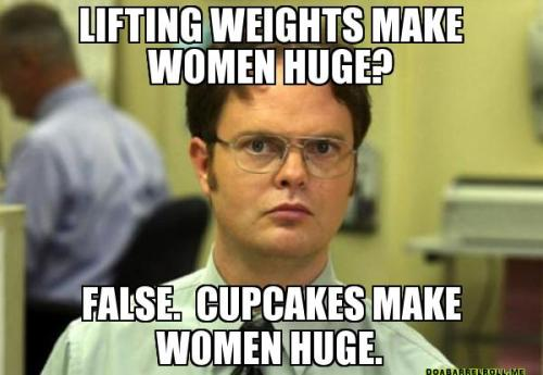 fitness-is-fit-for-me:  fitincollege:  Dwight + Truth make me happy  follow for fitness :)