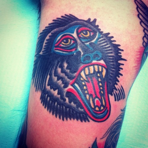 joshstephenstattoos:  Blabooon (at Hold It Down Tattoo)  Hold It Down Tattoo 302 N. Goshen St. Ste. #100 Richmond,VA 23220 (804) 643-3696 Questions or concerns? Need to make an appointment? Give us a call or send an email.