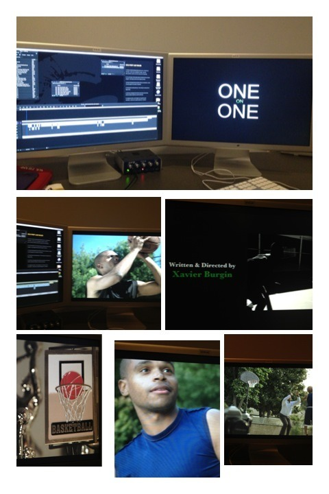 I finally finished up on the film I directed this semester at USC Film School. I'm definitely glad to be finished with the first half of post production. Now it's time for sound design.