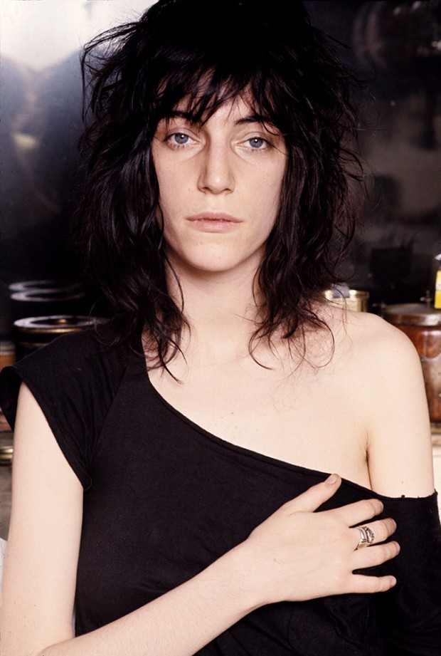 alixlambert:  Patti Smith. By Norman Seeff