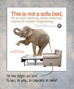 The best sleeper sofa on the market…and I'm not just saying that because we sell them.