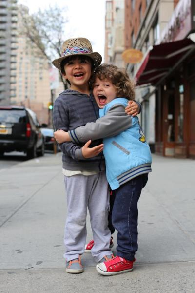 humansofnewyork:  When you find a friend, hang on.