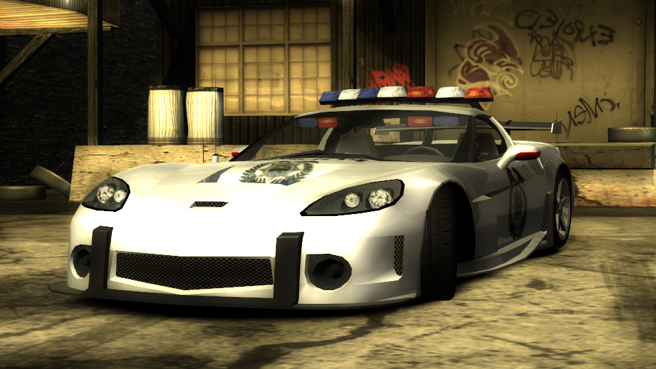 sc0uty:  If you ever played Need For Speed Most Wanted and got away from a whole army of these motherfuckers, you are immediately a bad-ass