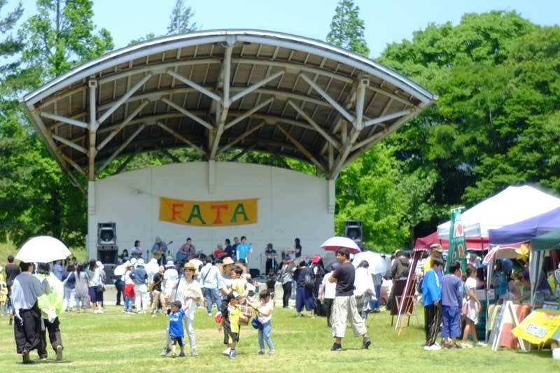 Fata Festival 2015/5/10 亀山公園