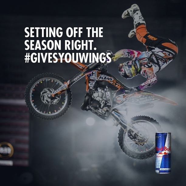 Kicking off the X-Fighters season with a win. http://win.gs/share