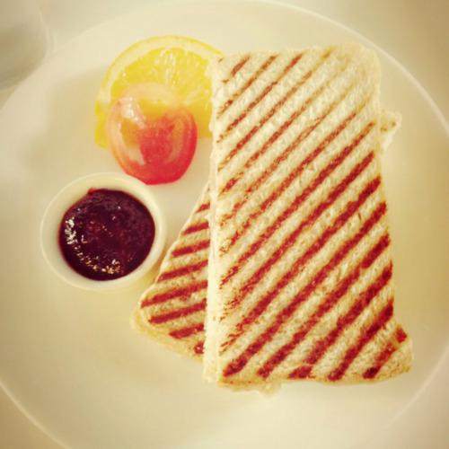 Le Bistro, Paseo Calamba Grilled Ham and Cheese