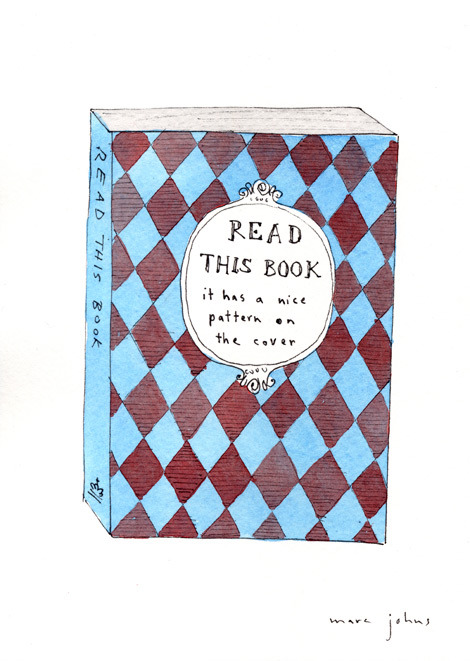 Marc Johns: read this book)