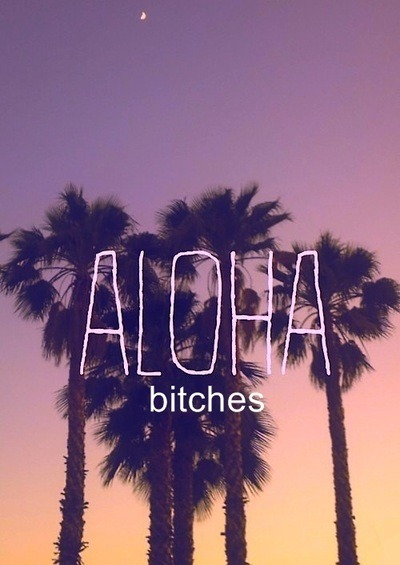ALOHA on We Heart It. http://weheartit.com/entry/57340358/via/warrior_