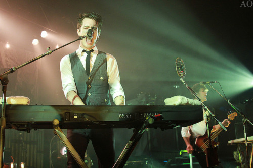 yeahbarakat:  Panic! At The Disco by Ashley Osborn on Flickr.