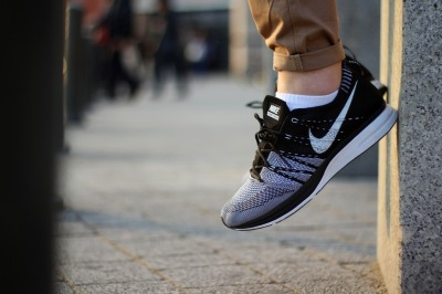 sweetsoles:  Nike Flyknit Trainer+ (by megiddo)