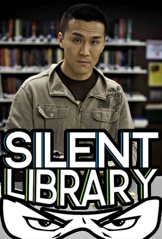 I'm watching Silent Library                        Check-in to               Silent Library on GetGlue.com