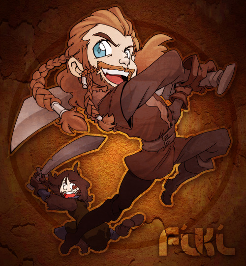You're Too Easy Bilbo-Kun by ~Amano-G