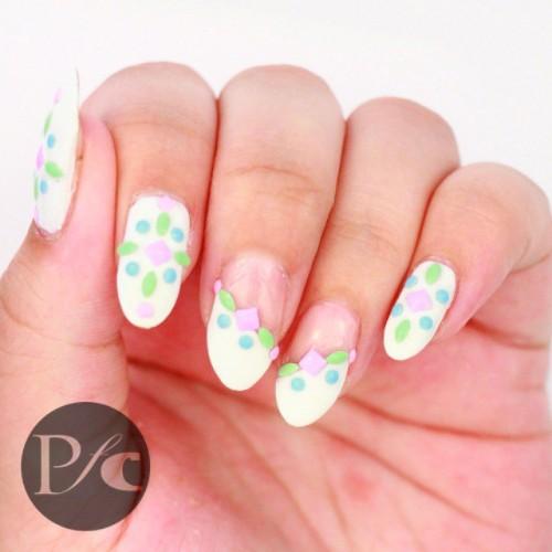 springnails nailartvideo youtube studnails pinkflyingcow pinkflyingcow87 nailpromote nailart nailporn