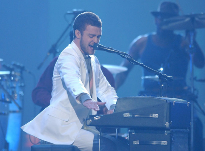 Justin Timberlake to return to the GRAMMY stage for the first time in four years Photo: Michael Caulfield/WireImage.com
