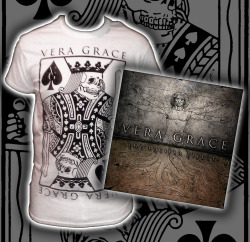 We've released an E.P + T-shirt bundle! Unfortunately only small and medium is left.. But get it here for only £10! http://veragrace.bigcartel.com/product/e-p-t-shit-bundle (For some reason the link says 'shit bundle' lololololol.)
