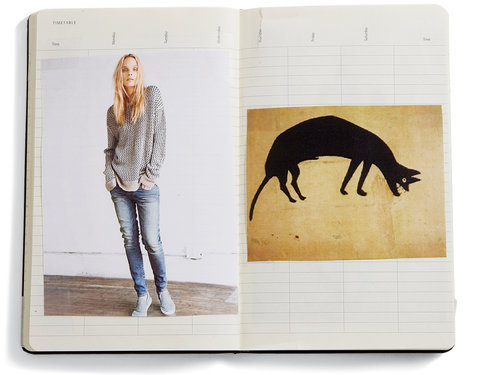 book: russell gera /  left page: dan martensen /  right page bill traylor