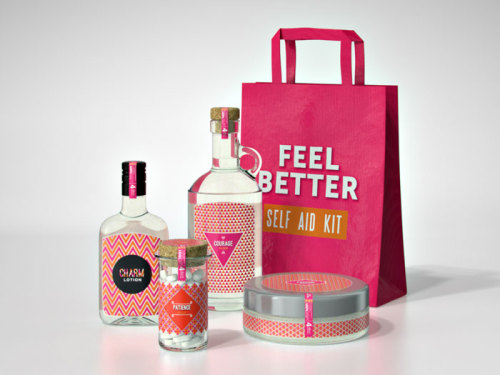 (via Feel Better - The Dieline -)