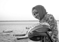 Musician during Lamu Maulidi  festival - Kenya by Eric Lafforgue on Flickr.