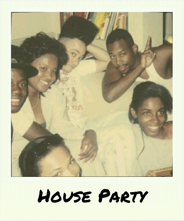 long-live-polaroids:  »Dope Since 2012« Half Of The House Party Cast