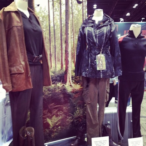 Hunger games clothing! #c2e2