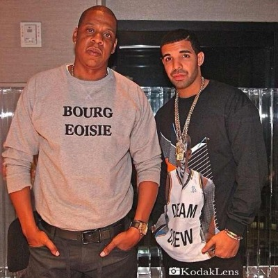 OVO X ROC NATION MY DREAM COME TRUE!!!!! <3