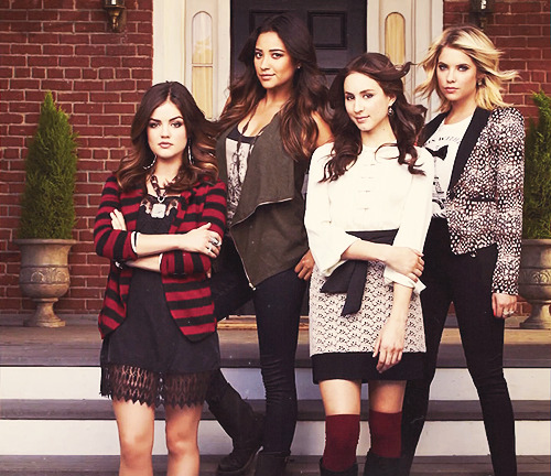 Pretty Little Liars Season 4 - New promotional Photo