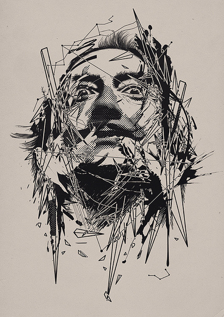 Dalí illustration.