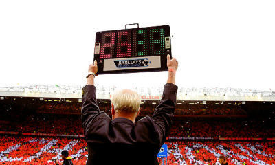 Fergie Time: 26 years of service and 38 trophies