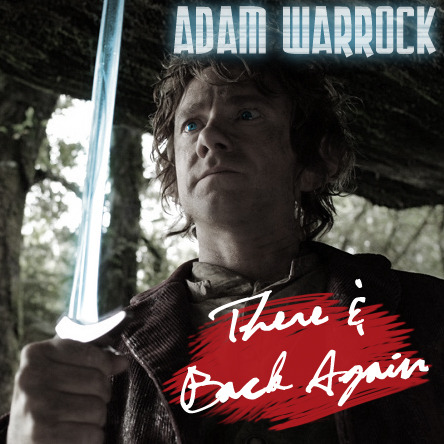 "adamwarrock:  Adam WarRock ""There and Back Again"" (MP3)Beat used: Jay-Z & Kanye ""Illest Motherf*cker Alive""   I was trying to come up with a good song to make for my year-end post. Chris Haley (who did that awesome cover design) was like ""Well obviously, you have to do it about the Hobbit."" Do I, Chris? DO I?! I've made clear how much I don't really love Tolkien and LOTR. But I do like a challenge. So I did this. Here's my last free song of the year. With that, adamwarrock.com is going on hiatus until 2013. So before I tie a bow on the year, here's basically everything I did in 2012, in chronological order…  Before I start, buy some music, won't ya?… Ok, let's see. In January, I released a few things of note. First, it was the Parks & Recreation EP, which not only got coverage in places like SPIN, Time, AV Club, NBC, and more, but also has given me the pleasure of making crowds say ""Ron Fuckin' Swanson"" for the rest of my career. I then released a Mass Effect 3: EP through Destructoid, which people seemed to like. Then in February, I released my second full-length album, You Dare Call That Thing Human?!?. Produced by Vince Vandal, featuring MC Lars, Doctor Awkward, Beefy, int80 of Dual Core, Tribe One, Mikal kHill, and more. It's an album that I started writing while on a massive tour, and I'm still pretty proud of it to this day. The single ""616″ and songs like ""Andrew Garfield @ SDCC"" and ""I Kill Giants"" are still among my favorites. To promote the album, I went on a West Coast tour with Kirby Krackle, and got to perform up and down the coast, from Seattle to Arizona and back. I did a show with Martin Starr & Common Rotation. I even got to go to Montana. I don't know why that's such an accomplishment, I guess I just never thought I'd ever go to Montana. I also released ""Wizards in Paris,"" which has sort of become the bane of my existence. In March, I released a song about the BBC/PBS show Downton Abbey, which to this day still gives me some awesome buzz in the 45-55 women demographic (at least that's what Youtube tells me). It got coverage in places like NYMag, BBC America, and yes, even Matthew Crawley himself tweeted about it (we're twitter friends now). Shortly after that, I went to and performed at Emerald City Comic Con with Kirby Krackle & Marian Call. Then I went on theVs. Tour with Mega Ran & Willie Evans, on the way to SXSW, where I performed in the Nerd Rap Official SXSW Showcase. I met Narduwar there. It was pretty rad. April and May, I released a Space Ghost: Coast to Coast EP, some other TV show songs, and then went on a mini-tour by myself, across the Midwest and East Coast. We had some good times, didn't we America? I also released this Game of Thrones track through Alan Sepinwall's blog at HITFIX, which to this day has over 102,000 views on Youtube. Thanks for all the spoilers, commenters! Now I know way too much about the future of the series. I also released an EP based on the classic anime, Akira, and tried my hand at making a video for the first time ever. I also released a Bastion EP, and got some coverage on Kotaku and Supergiant and other places . I probably released some other things. I can't even remember. In June, I did my Annual Donation Drive (as I do every year on the anniversary of me quitting my job). This year, I had about 600 donors, and raised well over my goal, which guarantees one thing for the future: bouncy house. I also made a music video with my friend and photographer, Joey Miller. So that was a thing. In July, I released a song about a little Disney show called Gravity Falls. In less than half a year, it's gotten over 124,000 views. What's even more amazing is that it got that many views mostly on the strength of tumblr, twitter, facebook, and youtube. It never REALLY got covered by a huge site. It's also one of my favorite shows, and heck, it's one of my favorite songs I've ever made, period. I also released a little 5-track EP called Self Help, that some people enjoy. Then in August, I made a triumphant return to Nerdapalooza, followed by a tour with MC Lars & Math the Band up the East Coast. I came home, and two weeks later in September, I went on the NOFRIENDS tour with Jesse Dangerously, Mikal kHill & Tribe One. We booked that tour completely independently, secured sponsorship independently, and did it up, indie rap style to the fullest. Also I went to St. Louis, and me and my friend Kerry got all our stuff stolen from a car break-in. I came back home, and did a 24 Hour Rap-A-Thon, taking pledges and seeing how many songs I could make from scratch in a 24 Hour period. I made 16. We raised enough to get our laptops back, and I donated the excess $1,300 to RAINN, the nation's largest anti-sexual violence charity. October, I had a birthday, and me and Vince Vandal released the OXFRD CMMA EP, sampling and reworking Vampire Weekend songs. I also did this project with Opera Memphis, and Mikal kHill made some beats from La Boheme's arias. The La Boheme EP was a big hit, and I performed it at the opening night Bohemian Feast for Opera Memphis's La Boheme production. November, Vince Vandal remixed ""I Kill Giants"" from my album with a beautiful Chrono Cross sample to commemorate the one year passing of my Aunt. I also released a song about the Disney animated short, Paperman, which played before Wreck-It Ralph. I also played a couple live shows in Memphis. Then finally in December, I released the City Beautiful EP, produced by Rob Viktum, and with that my second official music video. For good measure, I also became the official soundtrack to isnatesilverawitch.com.  Whew, what a year, right? I didn't even talk about some other things I did, like this Lion King song, or this Call Me Maybe mashup song, or this song about Justified, or Community, or thisKarate Kid/The Best song, or the Fuck SOPA song that got on like Thinkprogress and places like that. I'm not trying to brag. Okay, I am a little bit, I mean LOOK AT THAT YEAR THAT I HAD. And when you look back over that year, out of EVERYTHING that I released, I only asked you to buy 3 things. I sold some merch, we had donation drives, but most of what I do is, and always will be, completely free. I still struggle on a month to month basis to pay the bills (some months are better than others), but I've managed to do this indie music thing for two and a half years, and still feel like I'm living the life I want to. Thank you for that, for those of you who support with your wallets. I cannot begin to tell you what a great, amazing, exhausting, insane, unbelievable year this has been. Trust me, I have more ideas, and in the future fully intend to release nerdy, pop cultural, personal, sincere music. And however I evolve or change, I truly believe all of you who have supported Adam WarRock before will still love it. I've gotten to email and talk to people about some intensely personal stuff, seen more kindness than I can handle, and just been blown away by the way you guys rally behind the music. To those of you who support with your hearts, thank you so much. 2013 is a scary thing to me. I hope I can keep making music, I hope I don't run out of ideas and you still dig my shit. If I don't, if I can't make the numbers work, if I have to work in the worst job for the rest of my life, these past two years will keep me warm on the coldest of days and nights. But in the words of Bob Dylan: ""I ain't dead yet… but my bell still rings."" — Trust me, I got a few tricks up my sleeve for this next year. You won't believe what's coming down the way. Raise a glass. Ring in the new year. May it always be better than the last. Auld lang syne, you crazy diamonds. See you in 2013. I'll have a new free EP waiting for you Jan. 7. [Buy some music, won't ya?]"