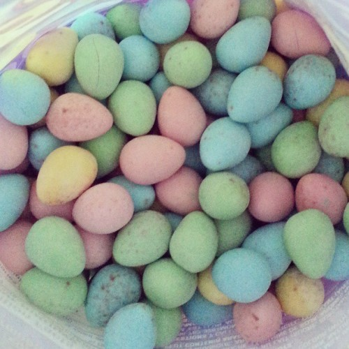 My favourite type of crack… Mini eggs. #minieggs #chocolate #easter #cadbury #crack #addictive