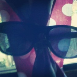 #may #photochallenge #day5 #sunnies :3