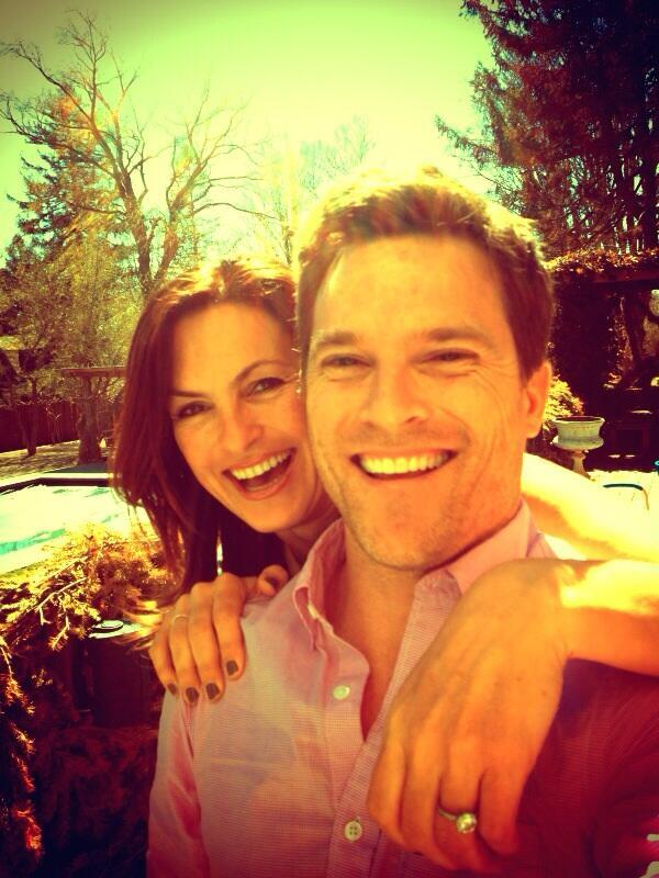 THEmikedoyle Mike Doyle4h   Reunion times with @Mariska pic.twitter.com/CBYzBYNNyN    I really don't know why this had to happen to me.