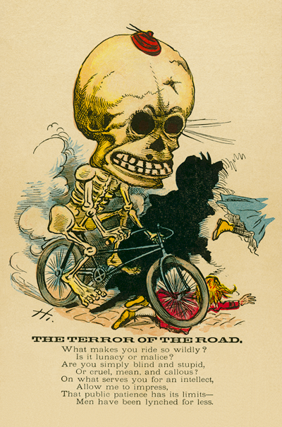 The Terror Of The Road