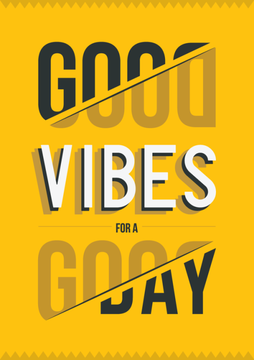 intooishun:  Good Vibes - Eday Inc