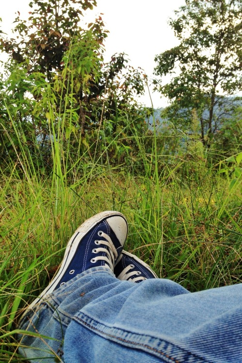 Life is good  [bukit maribaya] 2013 with Kadek – View on Path.