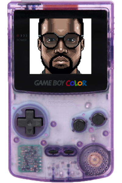ovnce:  Transparent Game Boy Ye.