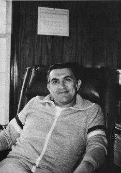 The infrequently photographed Sal Buscema.