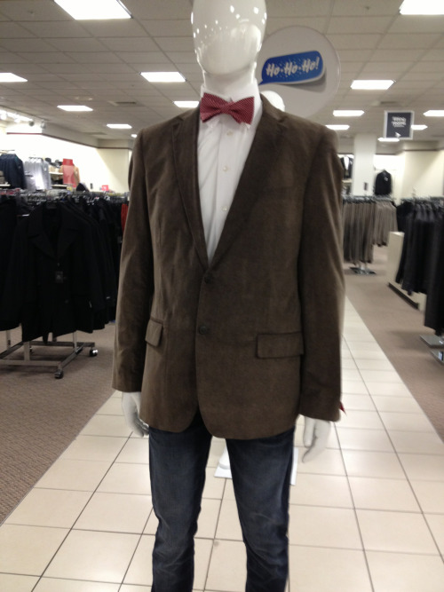 littlecons:  Jcpenny knows how to dress up mannequins