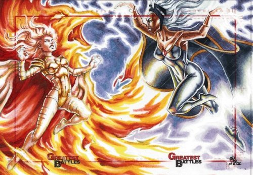 Storm vs Emma by DangerousBeauty778