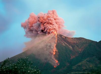 nevver:  Pink volcano