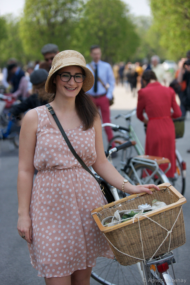 Summer style (by Vienna Cycle Chic)
