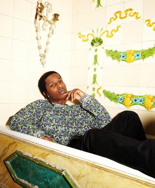 NP: A$AP ROCKY - WILD FOR THE NIGHT (FEAT. SKRILLEX)