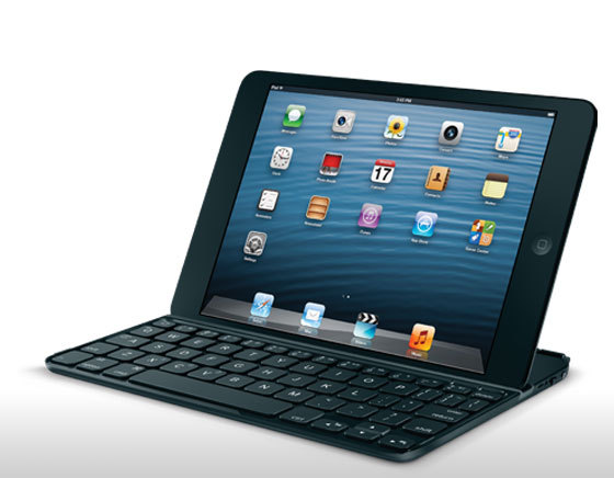 Logitech Ultrathin Bluetooth Keyboard for iPad Mini
