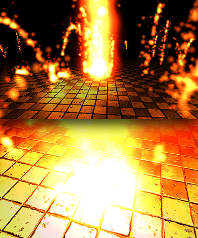 Tutorial: Away3D fire particles
