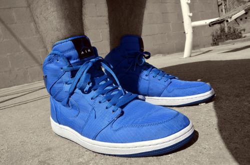 Jordan Sapphire Retro I on Flickr.WDYWT 4/23/2013