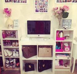 perfect bedroom inspiration DIY girly dream room desk room decor teenage bedrooms