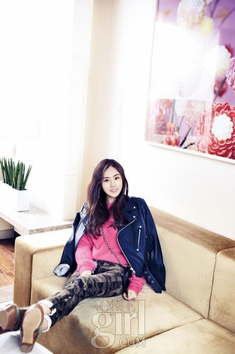 4Minute: Gayoon - Vogue Girl (2)